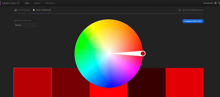 Color Adobe CC