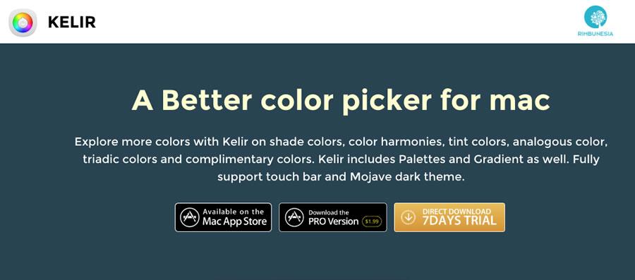 Palettes de nuancier en ligne - Générateurs de couleurs 3