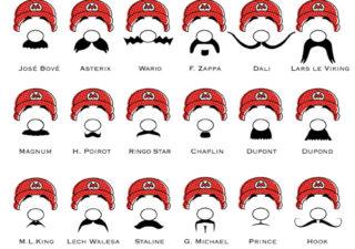 Les moustaches à la mode Mario ? 1