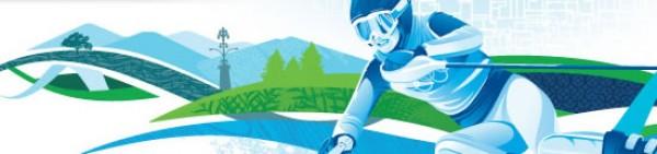 Meilleures Publicités design des JO d'hiver de Vancouver 1