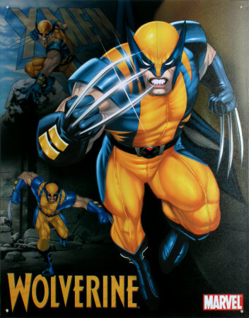 D1221~Marvel-Wolverine-Posters