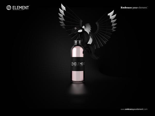 Element Energy Drink air