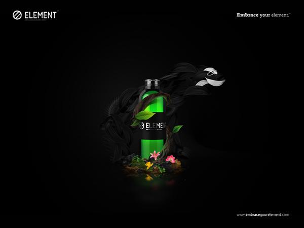 Element Energy Drink terre