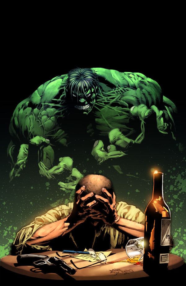 Hulk_by_Deodato_colored_by_BoOoM