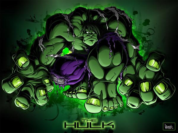 The_Hulk_by_pnutink