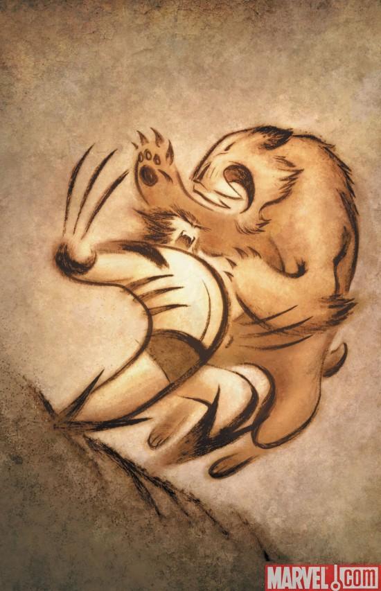 marvel wolverine 3