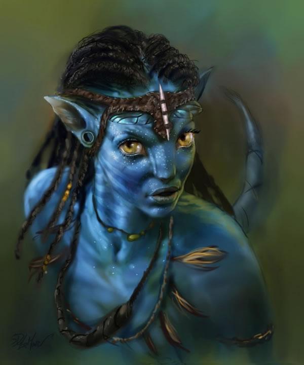 Avatar 2 Site: Les 30 Meilleurs FanArts D'AVATAR