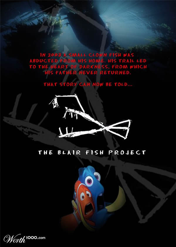 80 affiches de films d'animations détournées 70