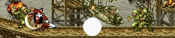 Les meilleurs FanArt Metal Slug 2