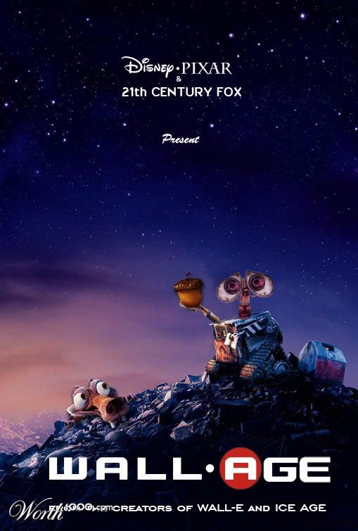 80 affiches de films d'animations détournées 82