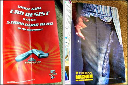 Publicités Chocs, Déplacées ou sommes-nous des pervers ? 7