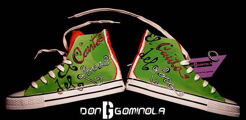 Best 80 design de Converse customisés 77