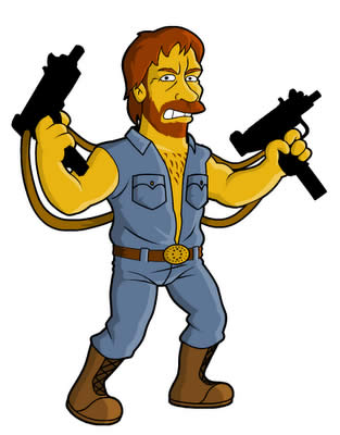 Les parodies avec les Simpsons 17