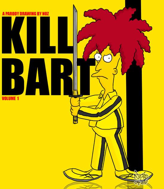 Les parodies avec les Simpsons 14