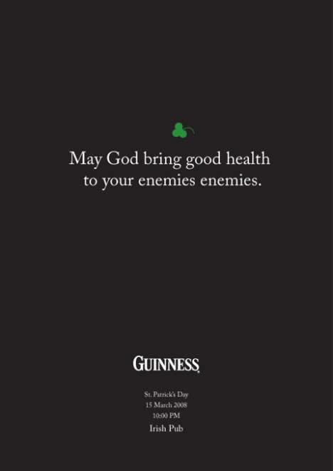 60 publicités Guinness pour la St Patrick 22