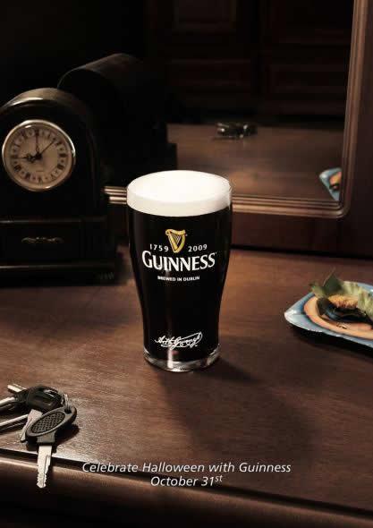 60 publicités Guinness pour la St Patrick 21