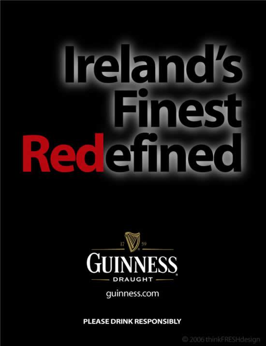 60 publicités Guinness pour la St Patrick 13