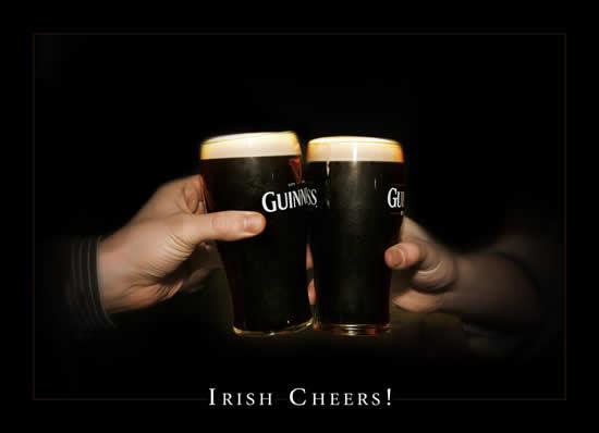 60 publicités Guinness pour la St Patrick 5