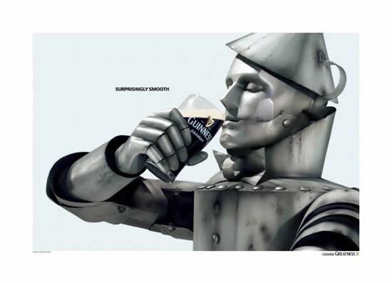 60 publicités Guinness pour la St Patrick 2