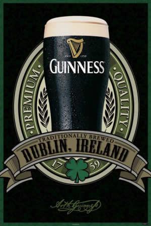 60 publicités Guinness pour la St Patrick 1