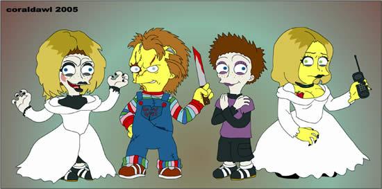 Les parodies avec les Simpsons 7