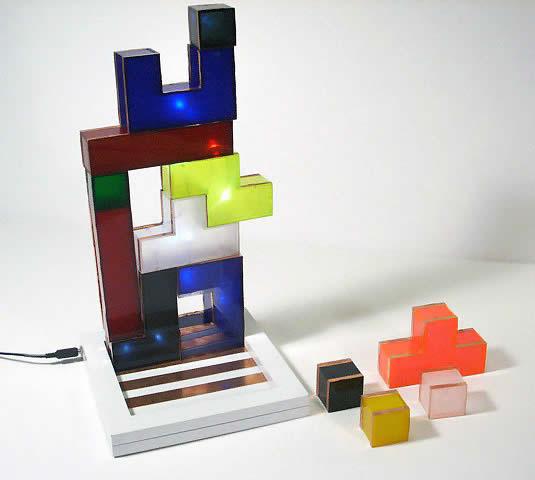 Quand Tetris devient 60 produits designs 44