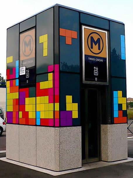 Quand Tetris devient 60 produits designs 41