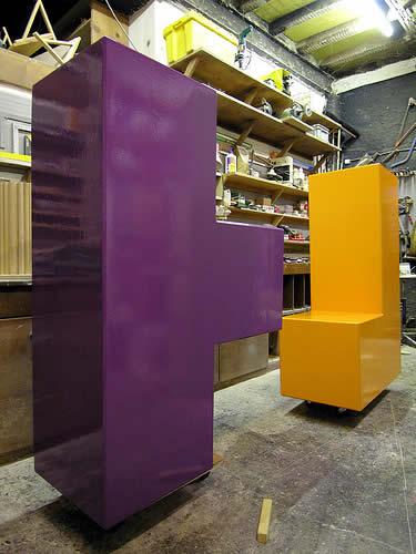 Quand Tetris devient 60 produits designs 58