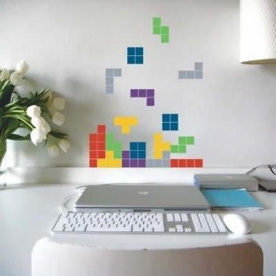 Quand Tetris devient 60 produits designs 30
