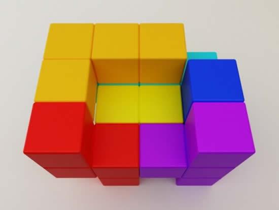 Quand Tetris devient 60 produits designs 24