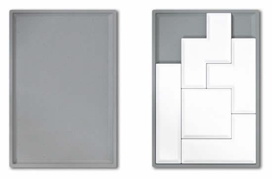 Quand Tetris devient 60 produits designs 55
