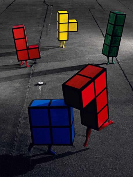 Quand Tetris devient 60 produits designs 4