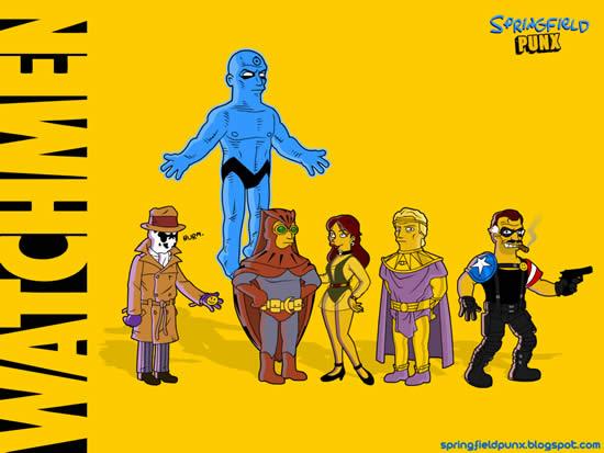 Les parodies avec les Simpsons 19