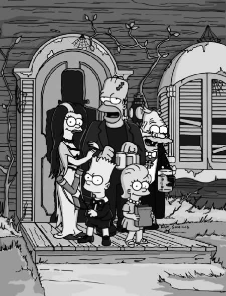 Les parodies avec les Simpsons 18