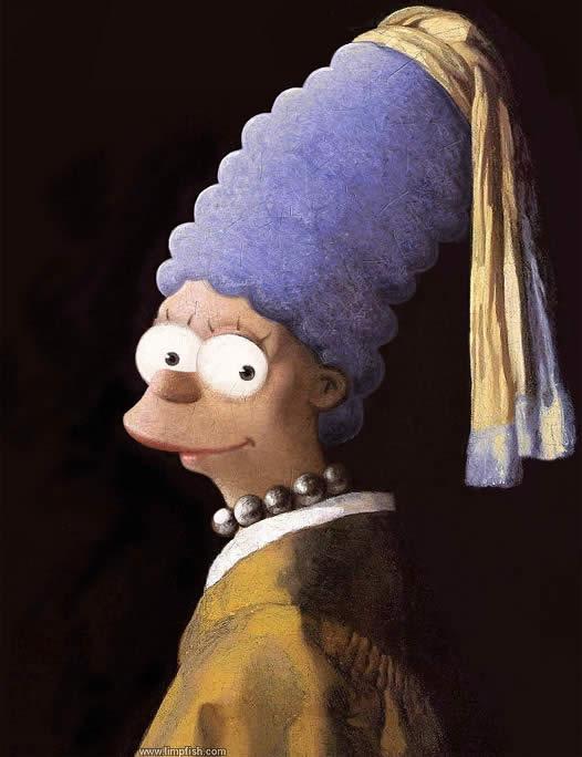 Les parodies avec les Simpsons 8