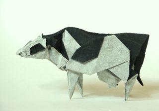 Les animaux en Origami de Dosis Diaria