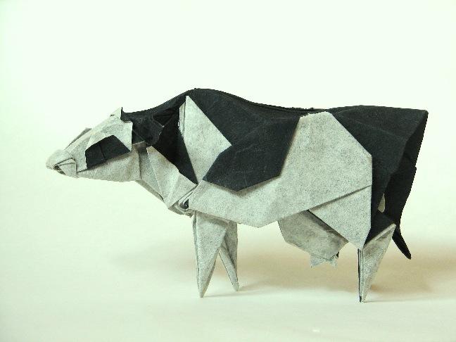 Les animaux en Origami de Dosis Diaria 10