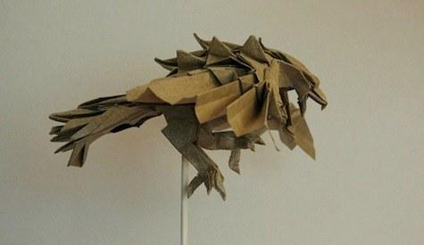 Les animaux en Origami de Dosis Diaria 7