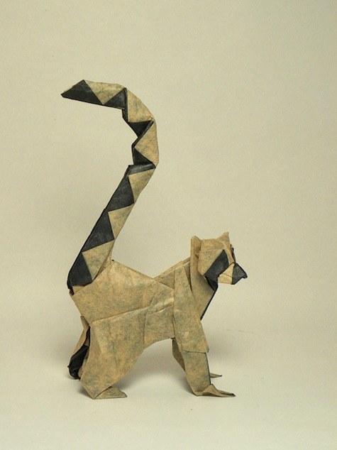 Les animaux en Origami de Dosis Diaria 6