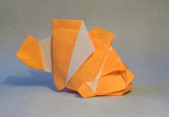 Les animaux en Origami de Dosis Diaria 5
