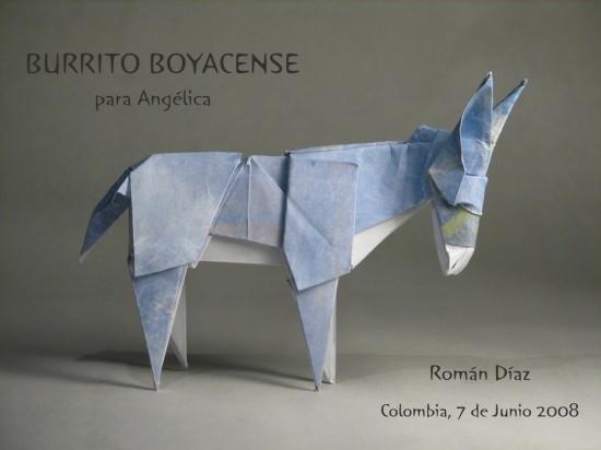 Les animaux en Origami de Dosis Diaria 4