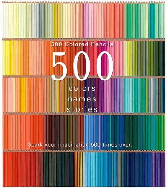 Créer votre mur de crayons de couleurs 4