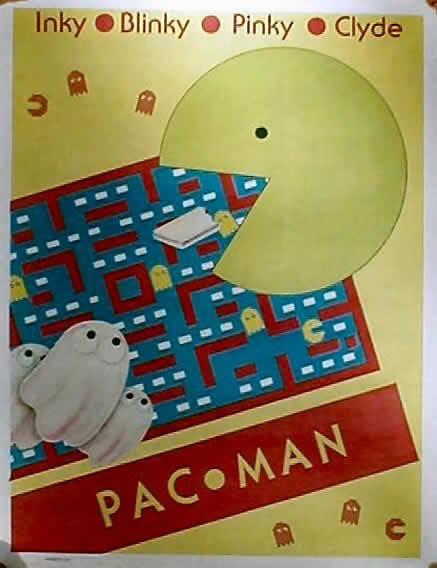20 Publicités qui utilisent PacMan 7