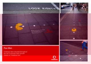 20 Publicités qui utilisent PacMan