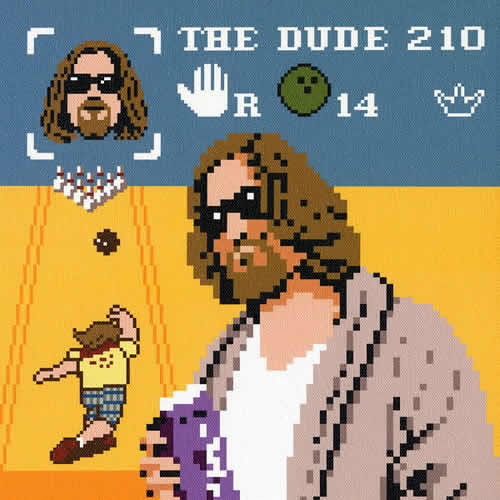 8-bit Art de Jude Buffum 13