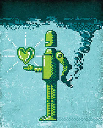 8-bit Art de Jude Buffum 4