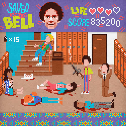 8-bit Art de Jude Buffum 1