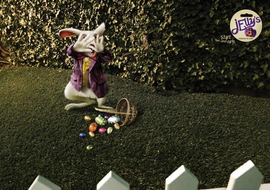 60 publicités créatives et fun d'Avril 2010 35