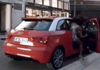 Court métrage publicité pour l'Audi A1