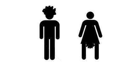 Les logos de WC à chier 22
